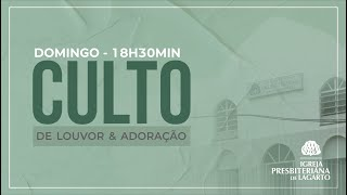 Culto   08/11/2020