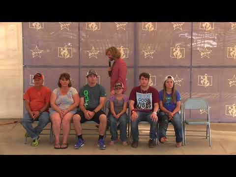 Kegan Remmey Hypnosis Show WY State Fair 2017