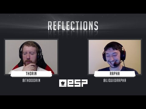 'Reflections' with rapha (Quake/OW)