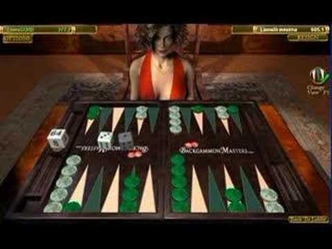 Play Backgammon Online For Money