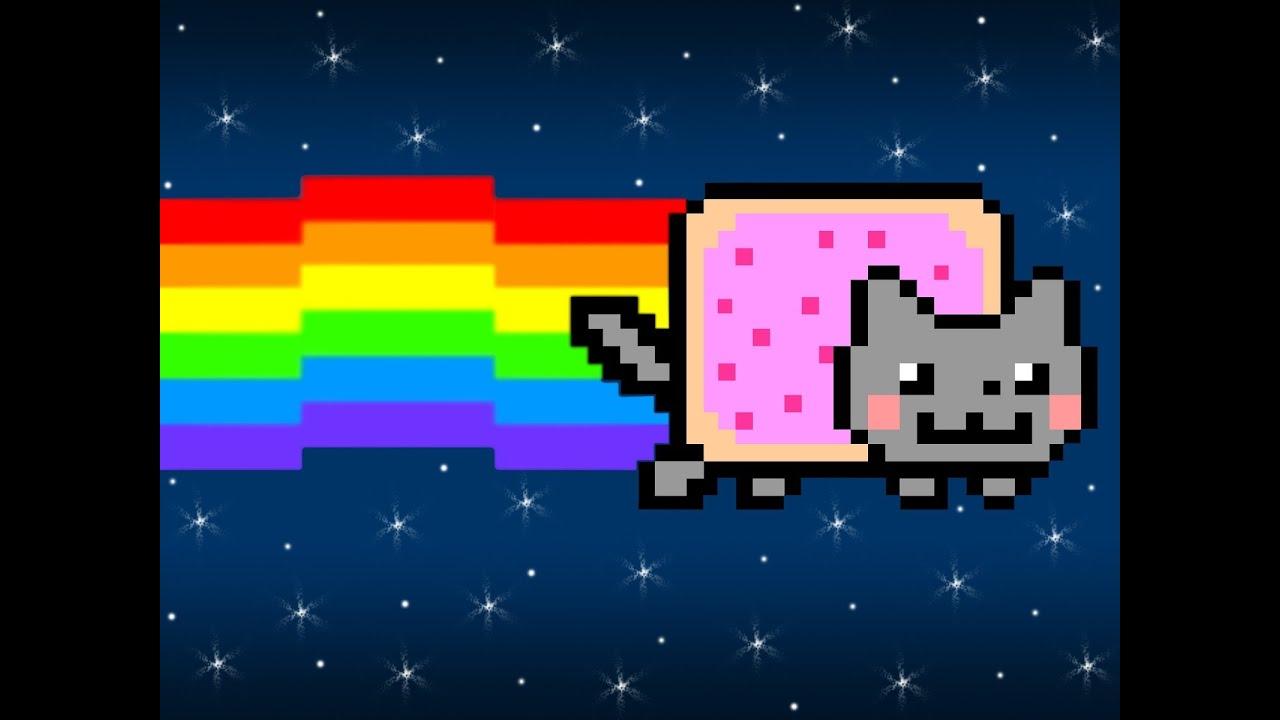 [Fun] Nyan Cat 2H! │ On En A Eu Mal à La Tête