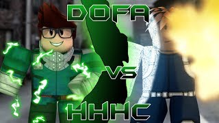 [NEW CODES] DOFA VS HHHC + ALL MOVES/ABILITIES SHOWCASE | Boku No Roblox | ClarkNClaire