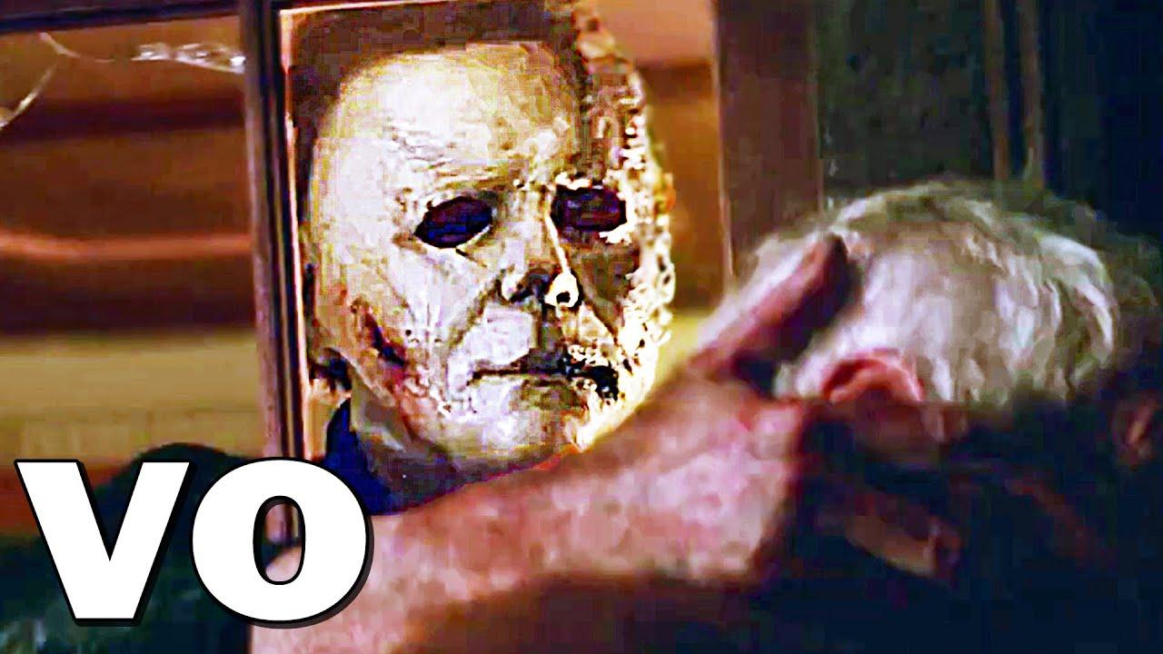HALLOWEEN KILLS Bande Annonce Teaser (2021) Jamie Lee Curtis, Michael Myers Movie HD