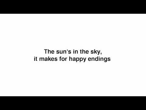 She's Got You High - Mumm-Ra (500 days of summer soundtrack) (With Lyrics)