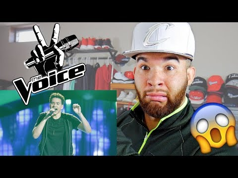 "YOU WON'T BELIEVE HIS VOICE!! ANTHONY ALEXANDER ""REDBONE"" 2017 BLIND AUDITION REACTION"