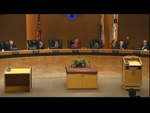 Rancho Mirage City Council Meeting November 6, 2014