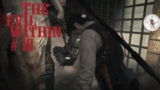 The Evil Within s 18 Жесткий босс