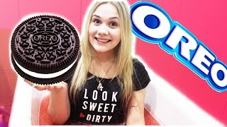 ГИГАНТСКАЯ БОМБА ДЛЯ ВАННЫ ИЗ ОРЕО! GIANT BOMB FOR BATH FROM OREO CHALLENGE!