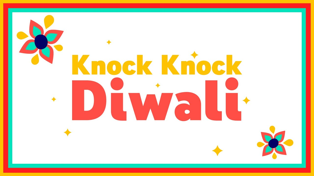 Knock Knock Diwali | Celebrate Diwali #WithMe