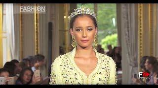 BOUCHRA FILALI KSIKES Oriental Fashion Show | July 2018 Paris - Fashion Channel