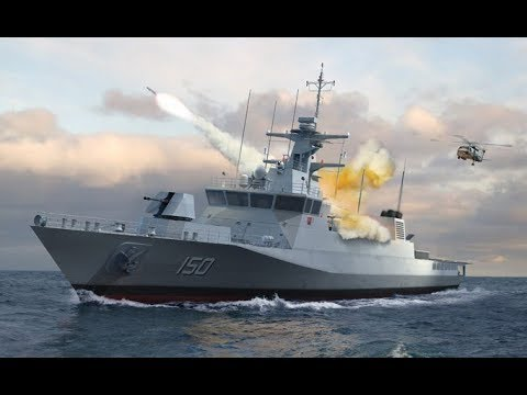 World's Most Advance Navy Destroyers - Top Documentary Films