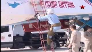 Русские Витязи и Ванесса Мэй - Шторм(Russian Knights at Bahrain Air Show+Vanessa Mae Storm)