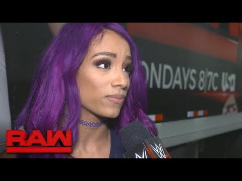 Boston's own Sasha Banks is ready to begin her SummerSlam journey in Beantown: Aug. 14, 2017