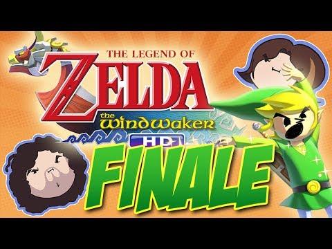Wind Waker HD: Finale - PART 73 - Game Grumps