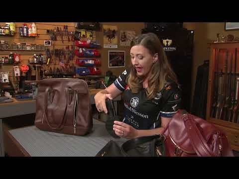 Off Body Concealed Carry with Smith and Wesson Pro, Julie Golob