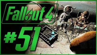 """The Unraveling of Zed in the Wasteland #51 - """"Robo Rampage"""" - Fallout 4"""