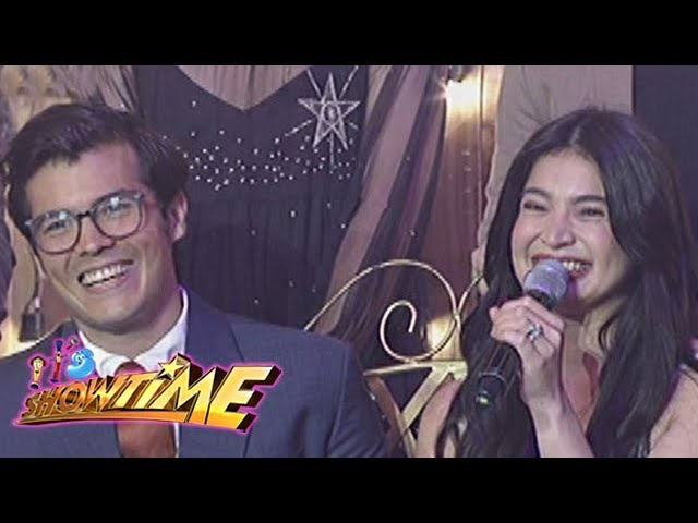 It's Showtime: Erwan and Anne's first TV appearance as husband and wife