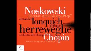 Chopin piano conc. op. 21 (Larghetto) Lonquich - Herreweghe