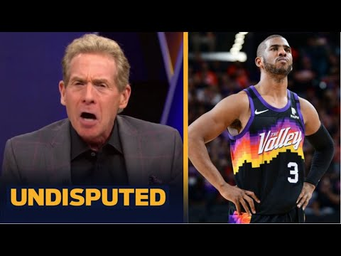 Skip Bayless says CP3 is not even a top 15 PG of all time