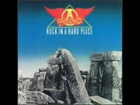 02 Lightning Strikes Aerosmith 1982 Rock In A Hard Place