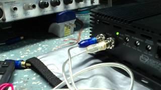 dd m4a test de calibracin con osciloscopio