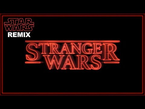 Star Wars Theme REMIXED In STRANGER THINGS STYLE!