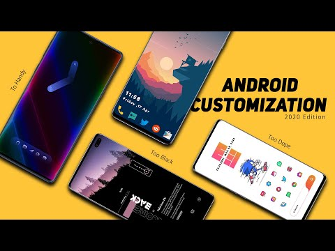 Android Customization Like A PRO In 2020   Dope Android Themes