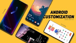 Android Customization Like a PRO in 2020 | Dope Android Themes