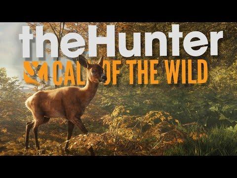 The Hunter Call of the Wild Beta Gameplay - Hunting is Hard! - theHunter Call of the Wild