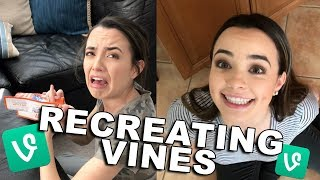 Recreating Iconic Vines - Merrell Twins