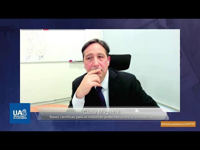 EN VIVO - Solemne Ceremonia de Inauguración Año Académico 2021 Universidad de Antofagasta