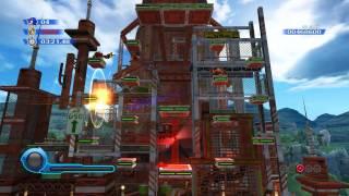 [Wii] Sonic Colours (RUS) Прохождение / Walkthrough part 3 End