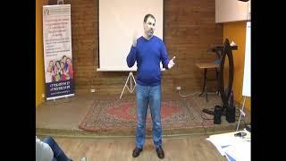 Свидетельство пастора Тимура Бусыгина об обучении на программе христианского коучинга
