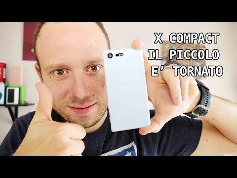 Sony Xperia X Compact | Quando piccolo è bello