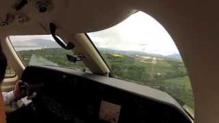 pancho claudio flying cessna citation cj4 all over