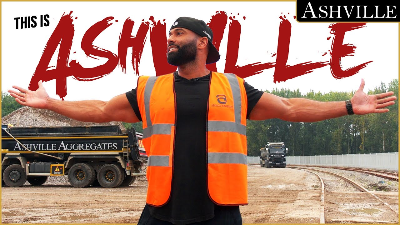 The Ashville Construction Yard and Office Tour - YouTube