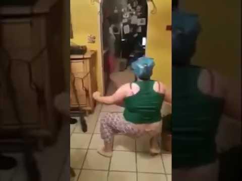 White women dancing Ghana music