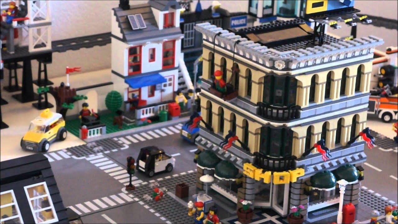 Lego City 2011 - YouTube