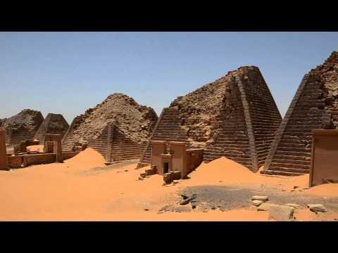 Marawi Pyramids - Sudan
