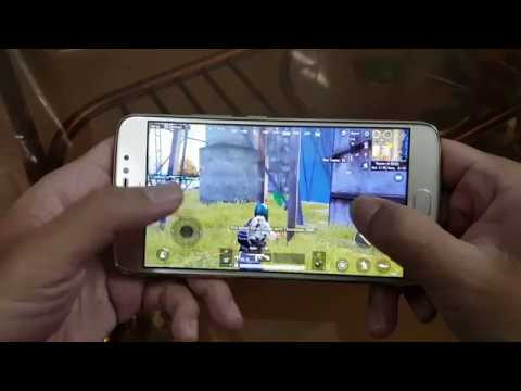 Test Game PUBG Mobile On Motorola Moto E4 Plus