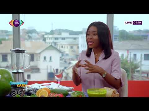The complete meal plan for the Ghanaian | Breakfast Daily