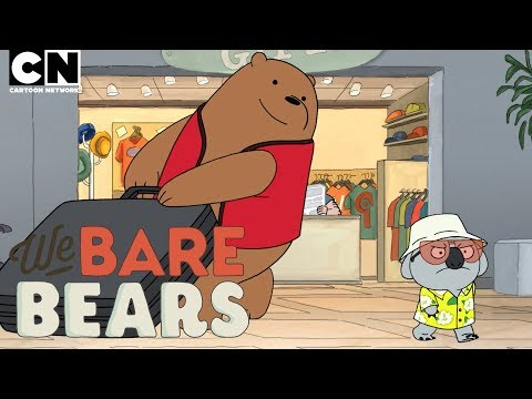 We Bare Bears | Vacation Preview | Cartoon Network thumbnail
