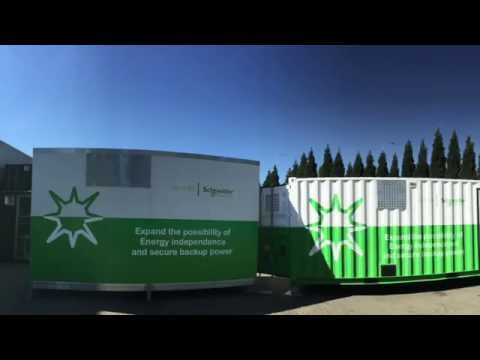 TELENETIX GROUP - SOLAR  MICROGRID - Solar  energy generator in partnership with Schneider Electric