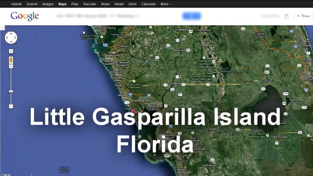 Where Is Little Gasparilla Island Florida