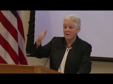 EPA Administrator Gina McCarthy Address at HLS