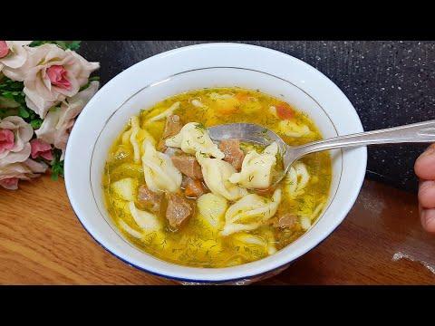 Этот Узбекский супчик, вы будете готовить всегда!!! Узбекская Кухня