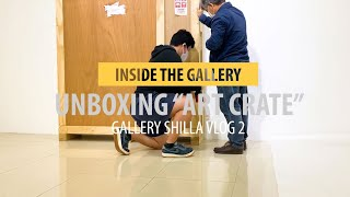 "VLOG 2 : UNBOXING ""ART CR…"