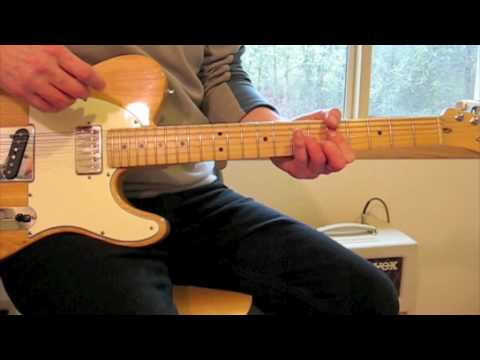 Guitar Lesson: Brown Sugar, Rolling Stones