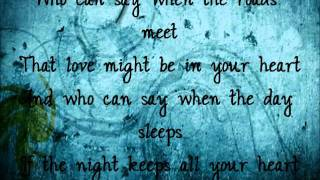 Enya- Only time with lyrics