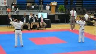 V&S Taekwondo at Meijer State game of Michigan